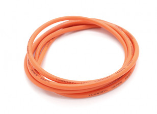 Turnigy Pure-Silicone Draad 14AWG 1m (Orange)