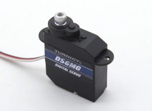 Turnigy ™ TGY-D56MG Coreless DS / MG HV Servo 1.2kg / 0.10sec / 5,6 g