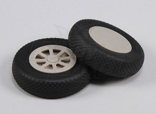 "4 ""Scale Air Wheels (Split Hub) (2 stuks / Set)"