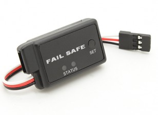 Turnigy signaalverlies en Low Battery Fail-safe