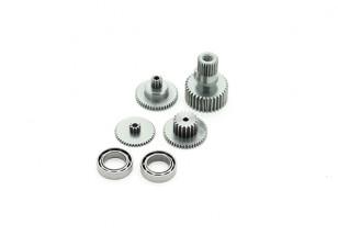 RJX FS-0390HV & FS-390THV Metal Servo Gear Set met lagers