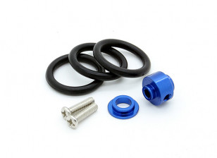 3.17mm Prop Saver Set (blauw) (1 st)
