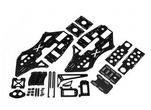 RJX X-TRON 500 Compleet Carbon Frame Set # X500-61082Set