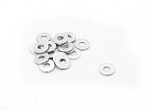 RJX X-TRON 500 M3 x 8 x 1 mm Washer # X500-8004 (20st)