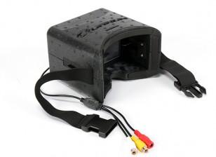 Quanum DIY FPV Goggle set met Monitor (KIT)