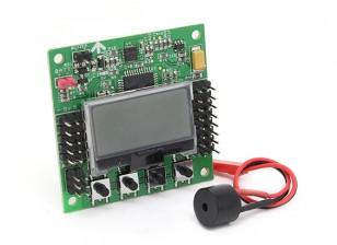 Hobbyking KK2.1.5 Multi-rotor LCD Flight Control Board Met 6050MPU En Atmel 644PA