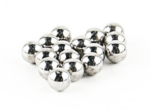 Steel Ball (16pcs) - BSR Racing BZ-222 10/01 2WD Racing Buggy