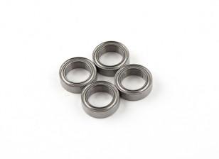 Kogellager 8x12x3.5mm (4 stuks) - A3011