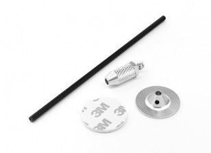 Mini GPS-antenne Base (Silver)