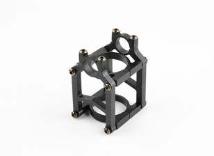 90deg Tube Clamp Adapter en Reduction (55x35x39mm)