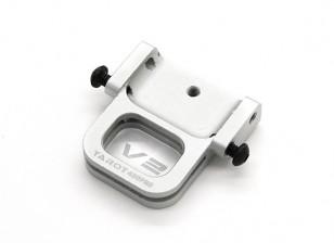 Tarot 450 Pro / Pro V2 DFC Metal Bottom Canopy Mount - Silver (TL2426)