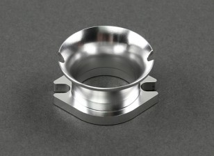 Universal Velocity stack voor 100cc ~ 120cc Maat Gas Engines (Silver)