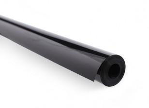 Afdekken Film Solid Black (5mtr) 114