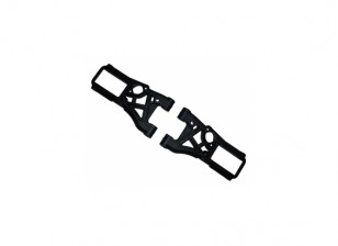 Graphite Composite Vering Arm - 3Racing SAKURA FF 2014