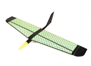 HobbyKing ™ Zulu Slope / Electric Wing Composite 1400mm (ARF)