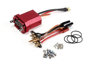 DYS D800 X4 multirotor Quick Disconnect Arm - Man / Vrouw Adapters (1 Set)