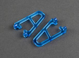 Landingsgestellen voor FPV250 V4 Ghost Edition Blue (2 stuks)