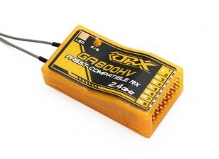 OrangeRx GA800HV Futaba FASST ondersteund 8-kanaals 2.4Ghz Receiver