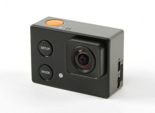 Isaw EDGE Actie 4K Action Camera