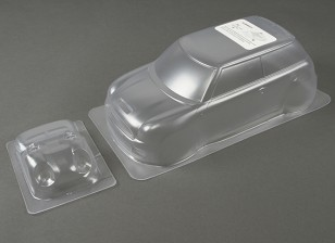 01:10 Mini Cooper S Clear Body Shell 2001 (voor M chassis)