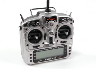FrSky 2.4GHz ACCST TARANIS X9D / X8R PLUS Telemetrie Radio System (Mode 1) EU Version