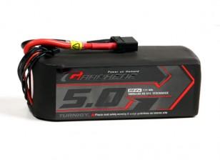 Turnigy Grafeen 5000mAh 6S 65C LiPo Pack w / XT90
