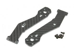 Tarot 3mm dik front Arms voor TL280H Half Carbon Fiber