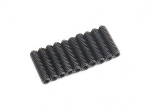 Metal Grub schroef M4x16-10pcs / set
