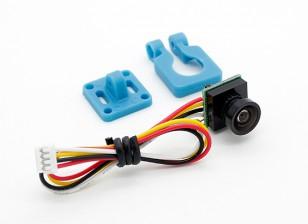 Diatone 600 TV lijnen 120deg Miniature camera (blauw)