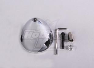 Aluminium Spinner 64mm / 2,5 inch 3 Blade
