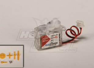Single Cell 3,2 g / .16kg / .10sec Digital Ultra-Micro Servo