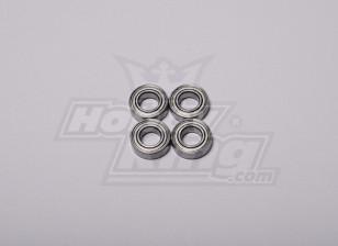 HK-500 GT Ball Bearing 16 x 8 x 5 mm (Lijn deel # H50067)