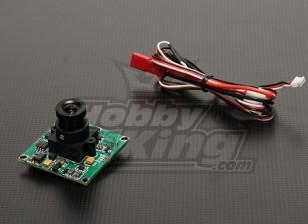 1/3-inch SONY CCD-videocamera (NTSC)
