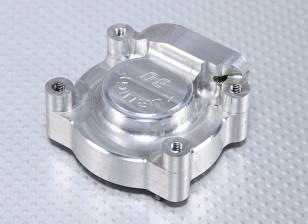 Achter Crank-case Turnigy 30cc Gas Engine