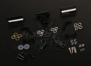 High-Quality FBL Flybarless Head voor T-Rex en HK450 heli.