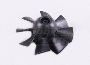 8 Blade Rotor voor GWS EDF30