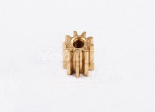 Vervanging Pinion Gear 1.5mm - 9T / 0,4M