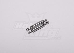 HK-500 GT Canopy Spinner (Lijn deel # H50049)