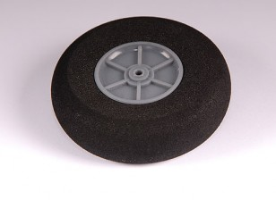Light Foam Wheel (Diam: 110, breedte: 30mm)