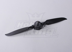 Folding Propeller W / Hub 45mm / 4mm Shaft 11x8 (1 st)