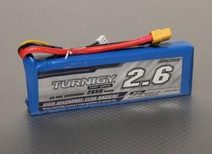 Pack Turnigy 2650mAh 3S 20C Lipo