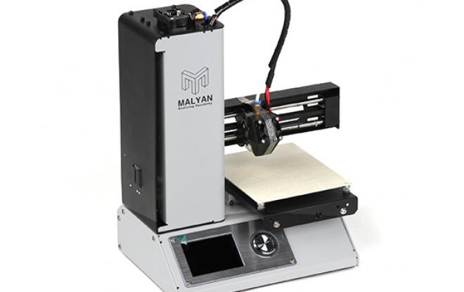 Malyan metalen 3d printer M200
