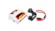Turnigy P403 LiPoly / LiFe AC/DC Battery Charger (EU Plug) - contents