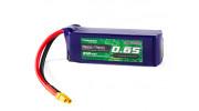 Turnigy Nano-Tech 650mAh 4S 70C Lipo Pack w/XT30 (HR Technology)