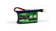Turnigy Nano-Tech 600mAh 1S 25C Lipo Pack w/Walkera Plug