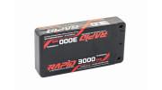Turnigy Rapid 3000mAh 2S1P 140C Hardcase Shorty Lipo Battery Pack 1