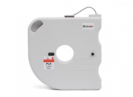 CoLiDo 3D打印机长丝1.75毫米解放军500克阀芯W /盒(黑色)