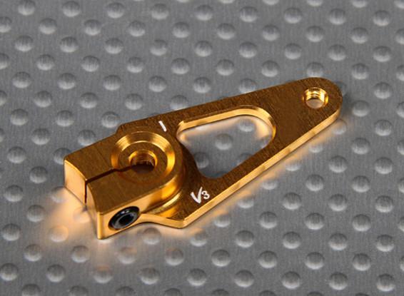 数控重型铝1英寸臂伺服 -  JR(金)