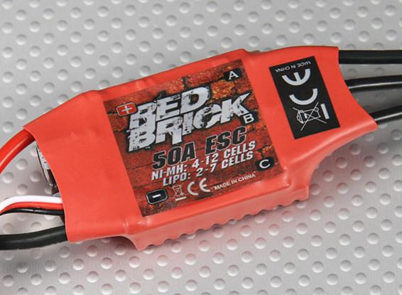 HobbyKing红砖50A ESC(光电)