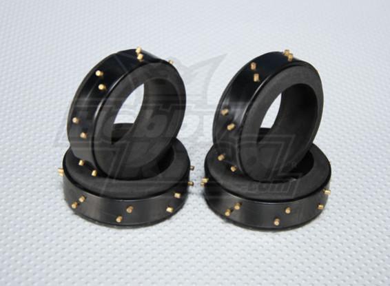 1:10比例星火漂移轮胎遥控车26毫米(4件/套)
